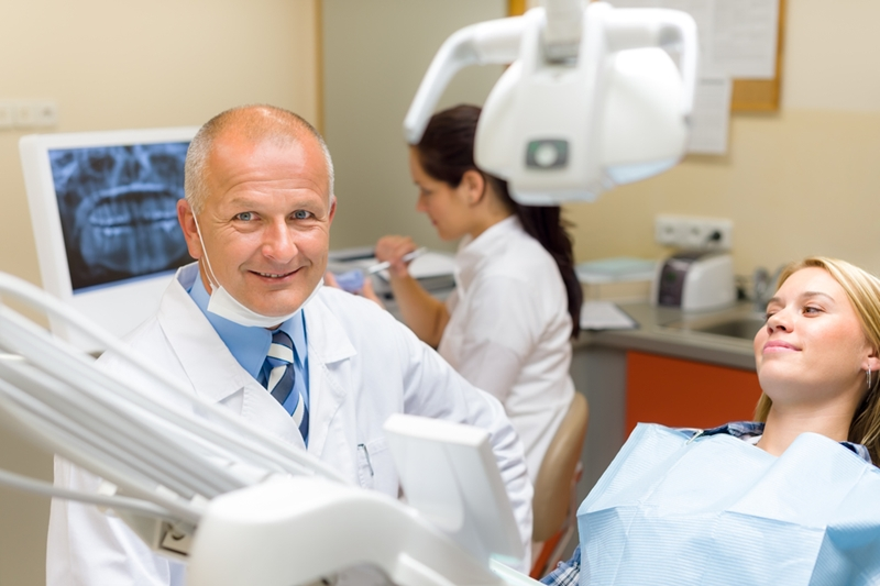 Visiting the dentist provides benefits for your whole well-being.