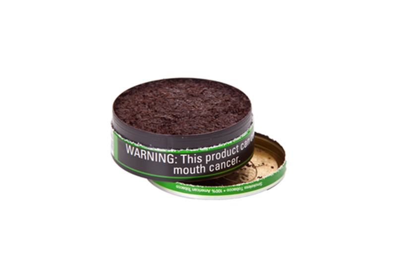 Smokeless tobacco can be just as bad for your gums as cigarettes.