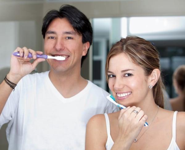 oral health self care