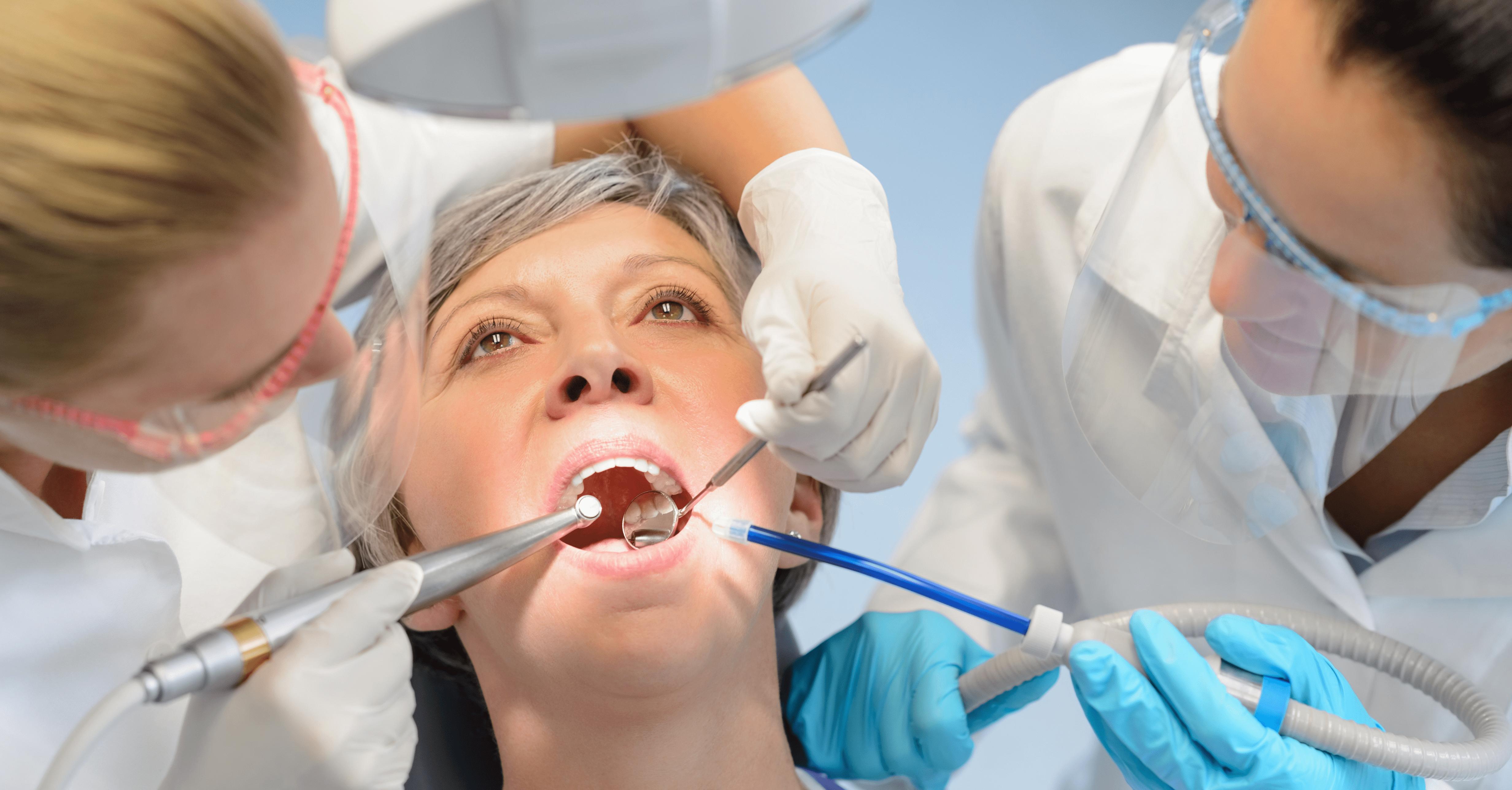 Examining Dental Care for Seniors